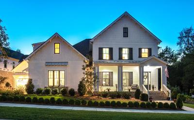 The Grove Single Family Home For Sale: 8547 Heirloom Blvd (Lot 7010)