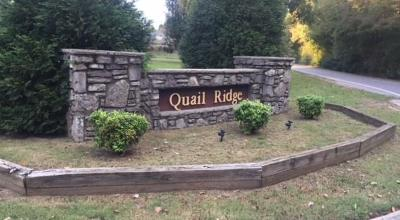 Nashville Residential Lots & Land For Sale: 4270 Quail Ridge Dr.