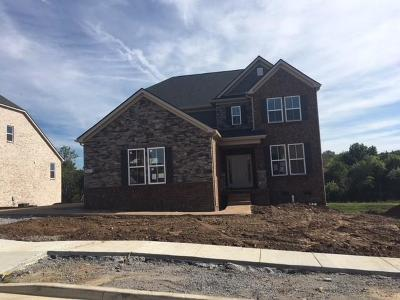 Brentwood TN Single Family Home Under Contract - Not Showing: $625,000