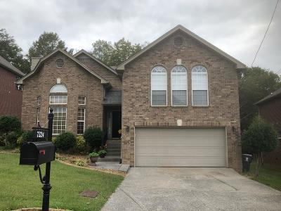Antioch Single Family Home For Sale: 7324 Smokey Hill Drive