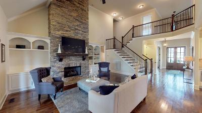 Williamson County Single Family Home For Sale: 1201 Meadowbridge Ln