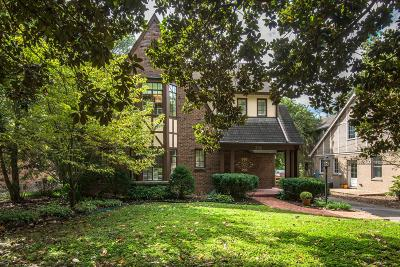 Nashville Single Family Home Under Contract - Showing: 302 Lauderdale Rd