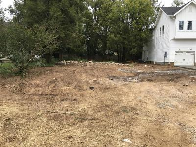 Nashville Residential Lots & Land For Sale: 903 Cahal Ave