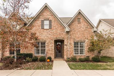 Gallatin Single Family Home For Sale: 1124 Cavesson Cir