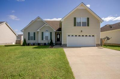 Arbour Greene South Single Family Home Under Contract - Not Showing: 3787 Cindy Jo Dr N