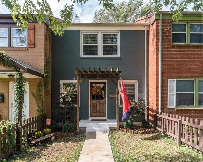 Nashville Single Family Home Under Contract - Not Showing: 608 N 5th St