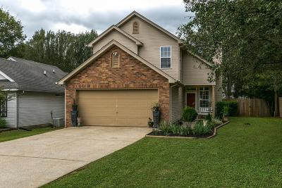 Smyrna Single Family Home Under Contract - Not Showing: 104 Hunterwood Ct