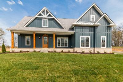 Clarksville Single Family Home Under Contract - Showing: 33 Whitewood Farm