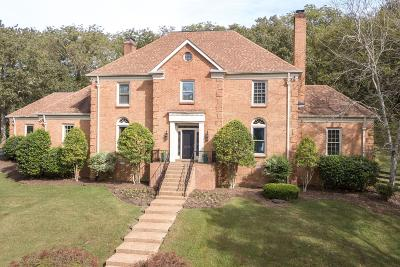 Brentwood  Single Family Home Under Contract - Showing: 310 Deerwood Ln