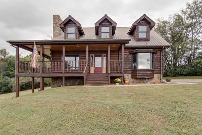College Grove Single Family Home For Sale: 6528 Cox Rd
