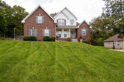 Mount Juliet Single Family Home Under Contract - Showing: 106 Naomi Dr