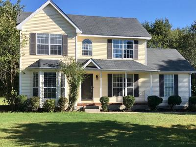 Lavergne Single Family Home Under Contract - Showing: 197 Suncrest