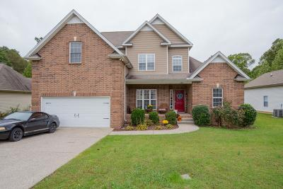 Robertson County Single Family Home For Sale: 238 Foster Drive