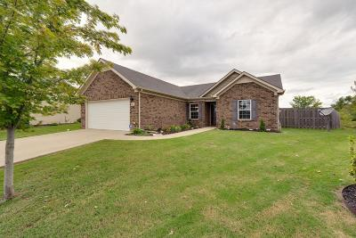 Spring Hill Single Family Home Under Contract - Showing: 3005 Aruna Ct