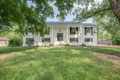Brentwood, Franklin Single Family Home For Sale: 1108 General Macarthur Dr.