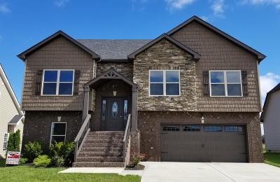 Clarksville Single Family Home For Sale: 1038 Black Gum Ln