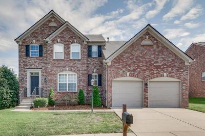 Mount Juliet Single Family Home Under Contract - Showing: 405 Landings Way