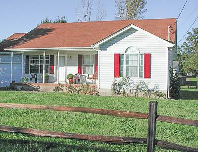 Lavergne Single Family Home For Sale: 128 Riverwood Dr