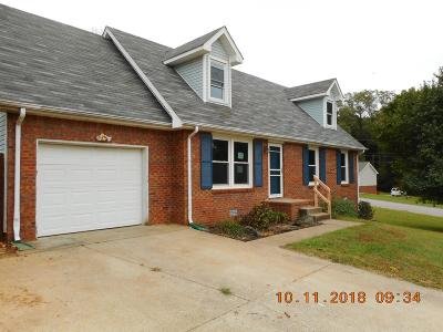 Clarksville Single Family Home For Sale: 2301 Sherwood Hills Ct