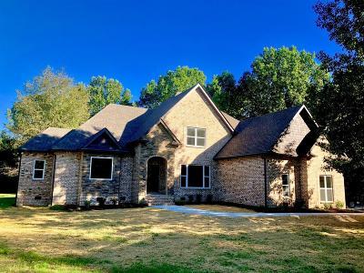 Single Family Home For Sale: 6623 Almaville Rd