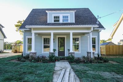 Sylvan Park Single Family Home For Sale: 534 Acklen Park Drive