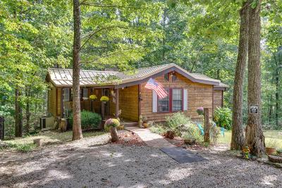 Monteagle TN Single Family Home For Sale: $999,300