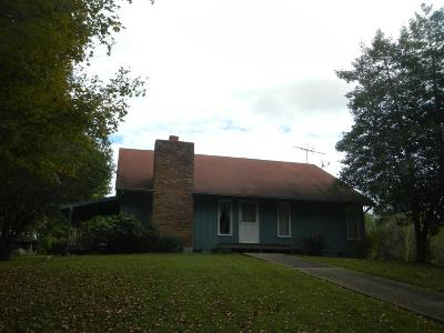 Christian County, Ky, Todd County, Ky, Montgomery County Single Family Home For Sale: 775 Iron Workers Road
