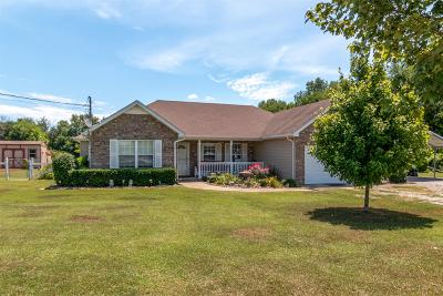 Marshall County Single Family Home For Sale: 4475 Pyles Rd