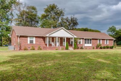 Smyrna Single Family Home For Sale: 4622 Almaville Rd