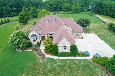 Williamson County Single Family Home For Sale: 5512 Hawks Landing Dr