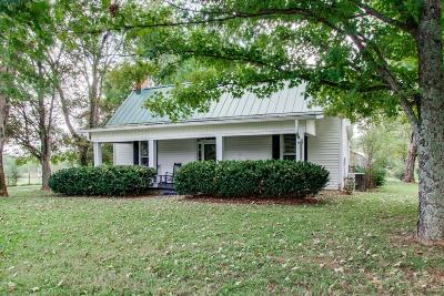 Gallatin Single Family Home For Sale: 1893 W Highway 25
