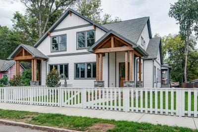 Single Family Home For Sale: 2212 Grantland Ave