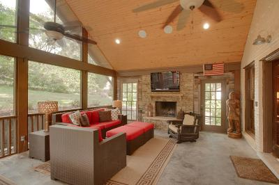 Nashville Single Family Home For Sale: 5900 Hickory Valley Rd