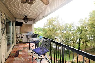 Old Hickory Condo/Townhouse For Sale: 2133 Lakeshore Dr #2133