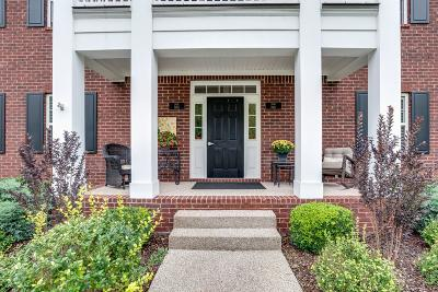 Franklin Condo/Townhouse Under Contract - Not Showing: 2054 Turning Wheel Ln
