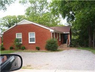 Nashville Rental For Rent: 934 A 32nd Avenue North #A