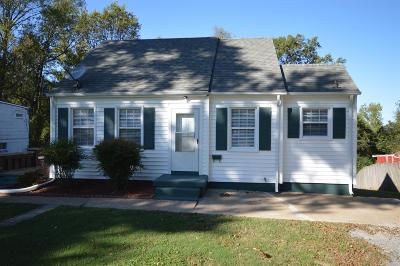 Clarksville Single Family Home Under Contract - Showing: 145 Delmar Dr