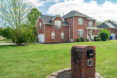 Robertson County Single Family Home For Sale: 7008 Indian Ridge Blvd