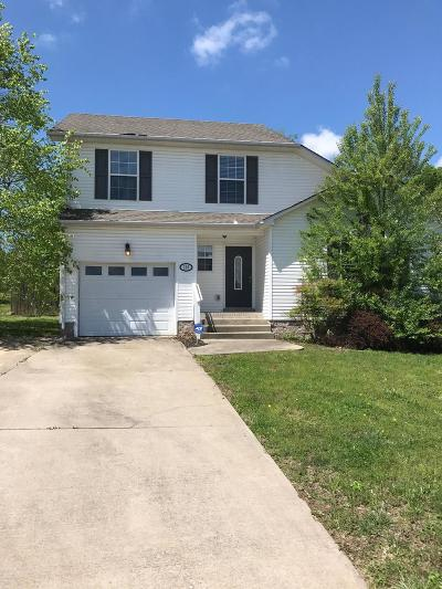 Oak Grove Single Family Home For Sale: 203 Jumpers Pass