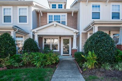 Nashville Condo/Townhouse For Sale: 3031 Harpeth Springs Dr