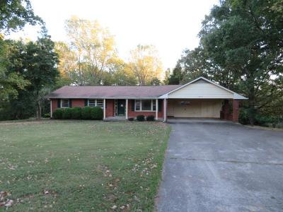 Clarksville Single Family Home For Sale: 2074 Skyview Cir