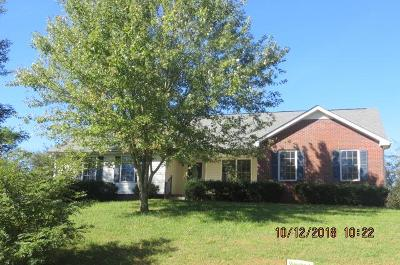 Clarksville Single Family Home For Sale: 2262 Kim Dr