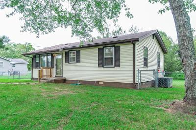 Lavergne Single Family Home Under Contract - Not Showing: 105 Highland Ct