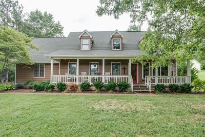 Franklin Single Family Home Under Contract - Not Showing: 3812 New Highway 96 W