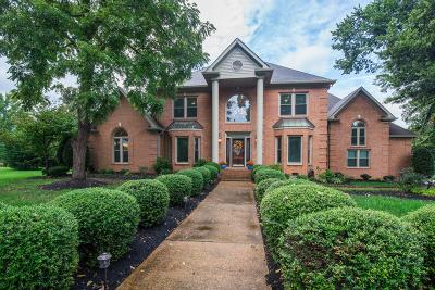 Old Hickory Single Family Home For Sale: 4109 Brandywine Pointe Blvd.