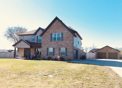 Christiana Single Family Home For Sale: 5051 Epps Mill Rd