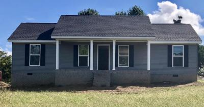 Smithville TN Single Family Home For Sale: $129,900