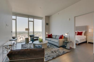 Nashville Condo/Townhouse Under Contract - Showing: 515 Church Street, #3608 #3608