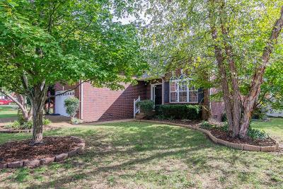 Murfreesboro TN Single Family Home For Sale: $335,700