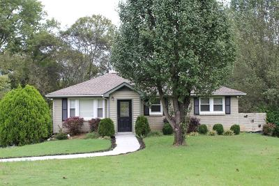Old Hickory Single Family Home For Sale: 415 Lakeshore Dr